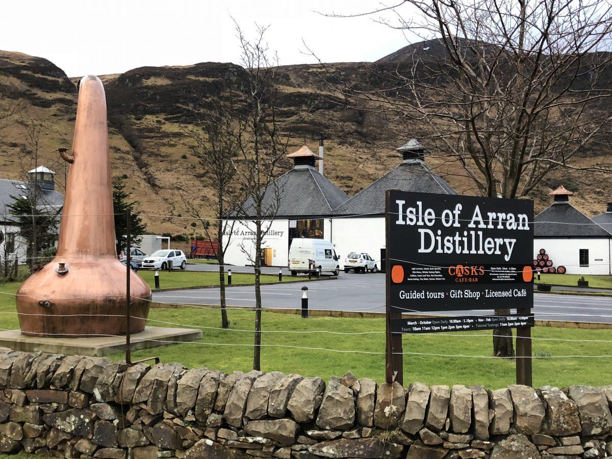 Isle of Arran Whisky