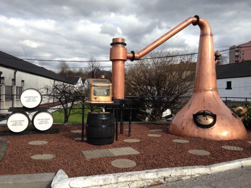Whisky-Brennerei Auchentoshan
